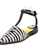Women's Shoes  Flat Heel Gladiator/Ankle Strap Sandals Outdoor/Casual Multi-color