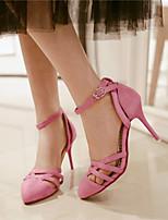 Chaussures Femme Synthétique Talon Aiguille Talons/A Plateau/Escarpin Basique Escarpins / TalonsMariage/Bureau &