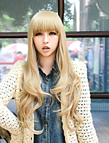 Fashion Ladies Wig Cos Role Flax Grey Film And Television Special Wigs as Ball