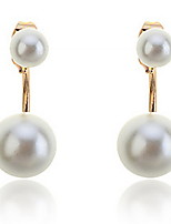 Fashion Elegant Pearl Earrings