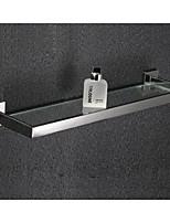 Gadgets de salle de bain - Contemporain - Miroir Poli - Fixation au Mur