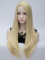 Partial European And American Fashion Explosion Models Of New High-Quality Straight Hair Wig
