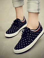 Zapatos de mujer - Tacón Plano - Plataforma / Comfort / Bailarina / Punta Redonda - Planos / Sneakers a la Moda -Oficina y Trabajo /