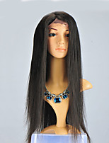 Brazilian Full Lace Wigs Straight Virgin Hair Four Color Human Hair Wigs