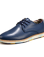 Men's Shoes Casual  Oxfords Black/Blue/White