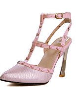 Women's Shoes  Stiletto Heel Heels/Combat Boots/Pointed Toe/Closed Toe Pumps/Heels Outdoor/Office & Career/Dress/Casual