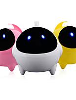 Cartoon Astronaut USB 2.0 Stereo Hands-free Calling/Gift Portable Subwoofer Mini Super Speaker for Kids