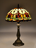 Desk Lamps Multi-shade Tiffany Glass