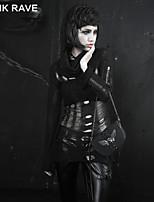PUNK RAVE M-012 Women's Vintage/Sexy Inelastic Medium Long Sleeve Pullover