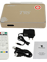 T9S - TV Box - Quad Core - Android 4.4 - 8GB NAND Flash - 1GB DDR3 - RK3128