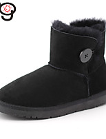 MG Bailey Button Boots Toddlers Twinface Sheepskin Real Fur Shoes