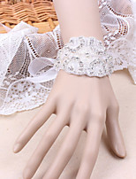 Wedding/Party Elegant Rhinestone Flowers Wrist Corsages