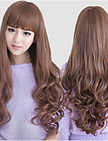 Blone Wave  Hair Wigs Synthetic Hair Wigs Europe Style