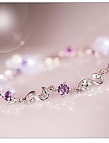 925 Sterling Silver S-Shaped Bracelet