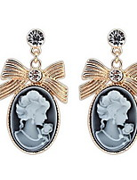 Europe and The United States Court Fashion Lady Earrings