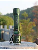 Others LED Flashlights 1 Mode Lumens 18650 Adjustable Focus / Rechargeable LED OthersCamping/Hiking/Caving / Cycling / Traveling /