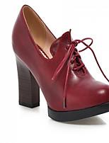 Chaussures Femme Synthétique Talon Aiguille Talons/Escarpin Basique Escarpins / Talons Bureau & Travail/Habillé/Décontracté