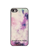 Personalized Gift Infinity Design Aluminum Hard Case for iPhone 5/5S