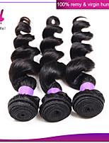 Brazilian Loose Wave Virgin Hair 100% Unprocessed Human Hair Extension