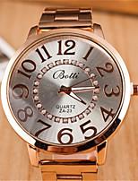 LONGQS Latest Fashion Alloy Quartz Watch#BOTTI14