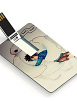64GB Cartoon Hug Design Card USB Flash Drive