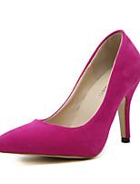 Women's Shoes  Low Heel Heels Pumps/Heels Office & Career/Casual Pink
