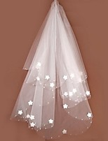 Wedding Veil One-tier Chapel Veils