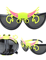 New Folding Sunglasses  Men And Women Baby Cute Cartoon Beetle Glasses