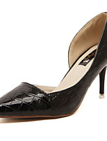 Women's Shoes Patent Leather Stiletto Heel Pointed Toe Pumps Party and Dress More Colors available