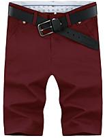 Men's Casual Pure Shorts Pants
