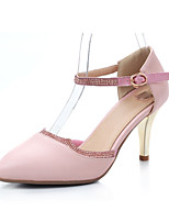 Women's Shoes  Stiletto Heel Pointed Toe/Closed Toe Pumps/Heels Office & Career/Dress/Casual Multi-color