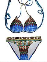 Women's Fashion Sexy Multicolor in a Bikini Bathing Suit