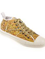 Scarpe Donna - Sneakers alla moda / Scarpe da ginnastica - Tempo libero / Casual / Sportivo - Comoda - Piatto - Di corda - Multicolore