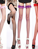 Sexy stereo lace temptation nets leg socks