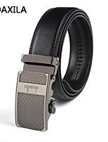 Men Party/Work/Casual Calfskin Waist Belt new men's business casual belt leather belt leather belt fashion wild Belt