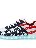Scarpe Donna - Sneakers alla moda / Scarpe da ginnastica - Tempo libero / Casual - Comoda / Cinturino alla caviglia - Piatto - Sintetico -