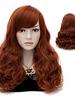 European Style Fashion Hair High-Quality Synthetic Wigs
