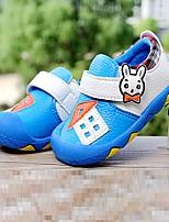 Zapatos de bebé - Sneakers a la Moda - Casual - Semicuero - Azul / Amarillo / Rosa