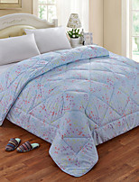 Cozzy 1.8m Home Textile Flower Spring&Autumn Sleeping Quilt