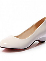 Women's Shoes Synthetic Kitten Heel Heels/Basic Pump/Pointed Toe Pumps/Heels Office & Career/Dress/Casual