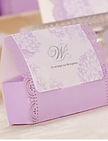 1 Piece/Set Favor Holder - Cuboid Card Paper Gift Boxes/Favor Boxes Personalized