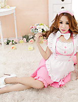 Sexy Maid uniform temptation flirt appeal set three sets