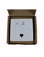 2015 Wall Embedded Wireless for Ap Router 3g/4g Wifi Computer Usb Charge Socket Panel 3g Repeater 86 Type Sockets