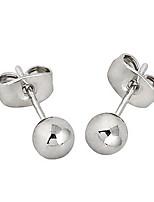 Women's Alloy Stud Earrings