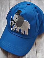 Boys Summer/Winter/All Seasons Cartoon Cotton Hats & Baseball Caps with Bule Colors