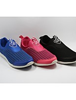 Women's Shoes Comfort Fashion Sneakers Casual Black/Blue/Pink