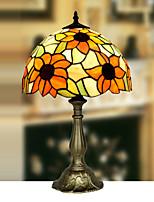 Desk Lamps Multi-shade Tiffany Glass