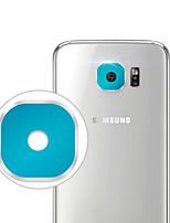 Schutzaluminiumlegierung Kamera-Abdeckung Schutz für Samsung-s6 / g9200 / s6 edge / g9250 -