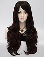 Mix Color Natural Wave Synthetic Wig Womens' Hair High Quality synthetic Wigs