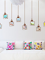Wall Stickers Wall Decals, Modern Simple photo PVC Wall Stickers